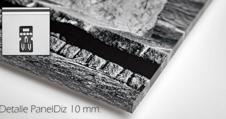 PanelDiz 10 mm. 15x45a35x100