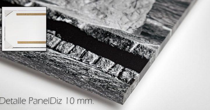 PanelDiz 10 mm. 40x120a65x200
