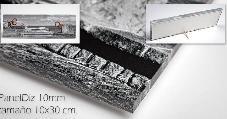 PanelDiz 10mm. tamaño 10×30 + 2cm.